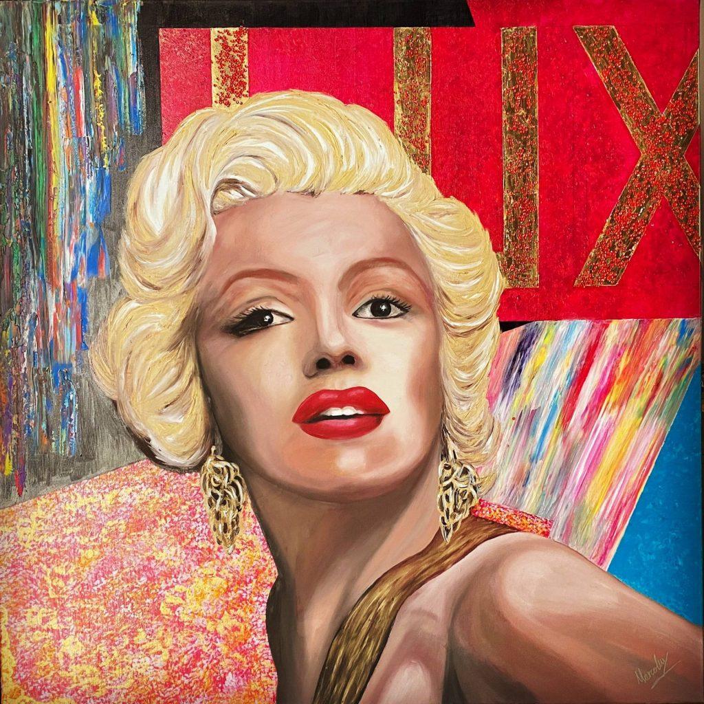 Marco Lux   Pintor de arte alemán