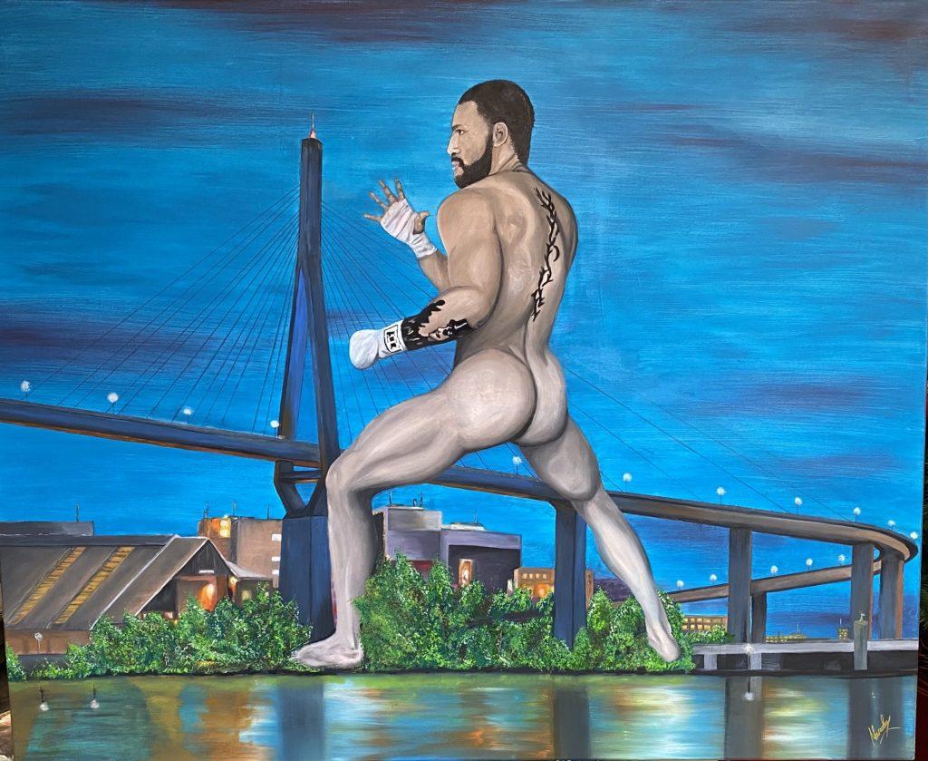 Marco Lux | Pintor de Arte alemán | Realidad Fantástica