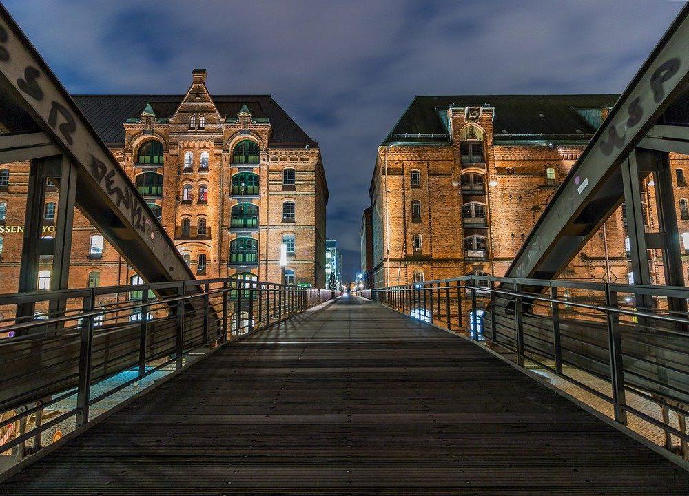 Puente de Hamburgo - Alemania